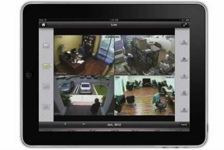 Mobile Security Camera Systems
